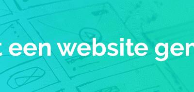 Website laten maken, wat kost dat?