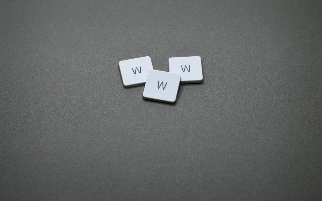 Website domein – Wat is het en waar dient het voor