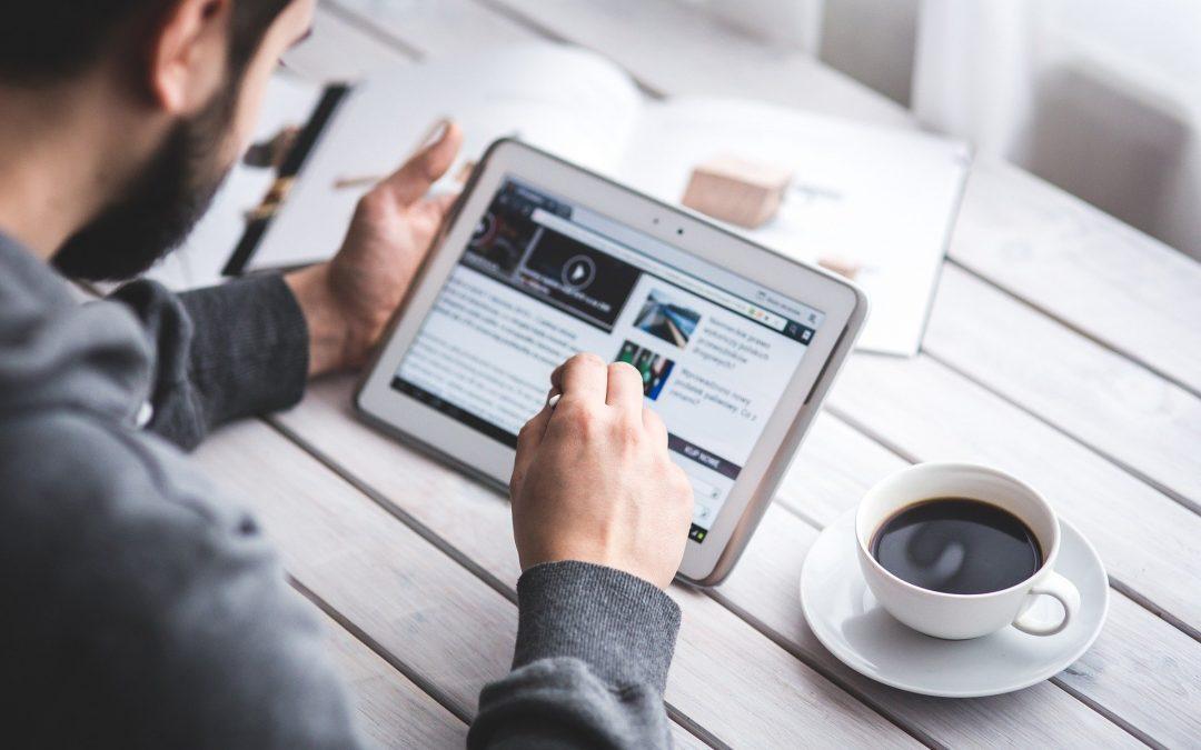 Bloggen uitbesteden of intern doen?
